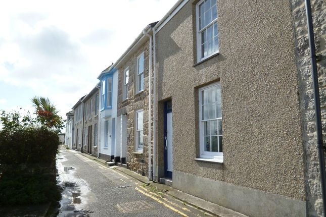 Thumbnail Terraced house for sale in Gurnick Street, Mousehole, Penzance