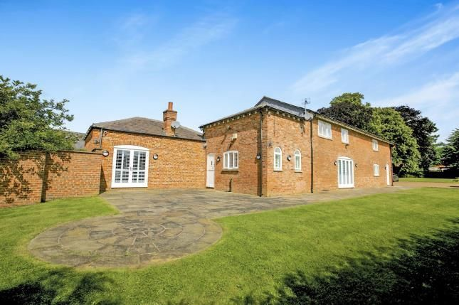 Thumbnail Detached house to rent in Gibb Hill, Antrobus