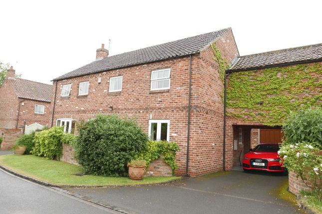 Thumbnail Detached house to rent in Old Lane Court, Colton, North Yorkshire