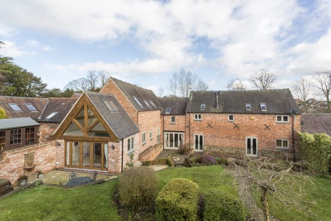 Thumbnail Barn conversion for sale in Mill Street, Packington