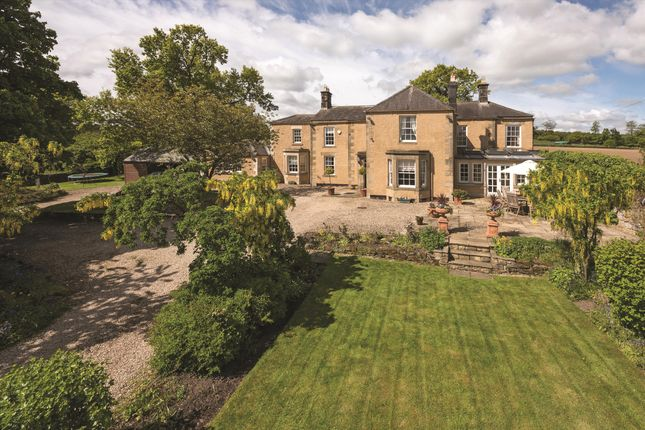 Thumbnail Country house for sale in Middle Leazes Lane, Hexham, Northumberland