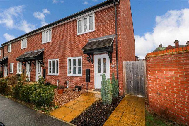 2 bed terraced house for sale in Angelica Road, Lincoln LN1
