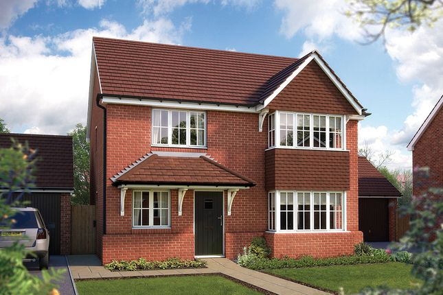"""Thumbnail Detached house for sale in """"The Canterbury"""" at Withybed Lane, Inkberrow, Worcester"""
