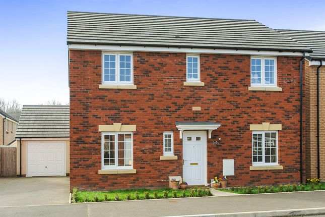 Thumbnail Detached house for sale in Kemble Road, Monmouth