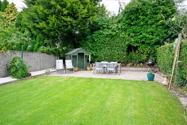 Garden of Brouster Hill, Village/West Mains, East Kilbride G74