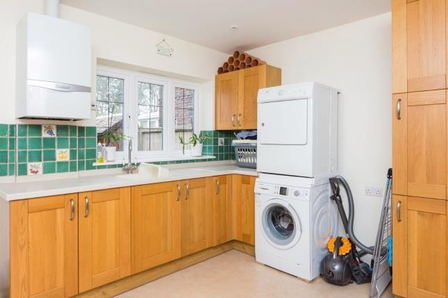 Utility Room of Lyndhurst Road, Ashurst, Southampton SO40