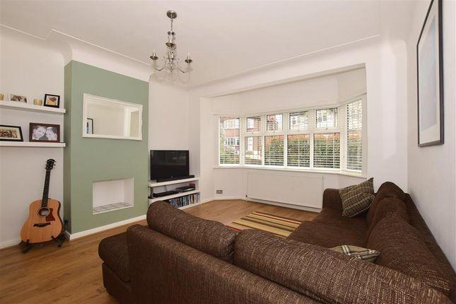 Thumbnail Semi-detached house for sale in Lorne Gardens, Shirley, Croydon, Surrey