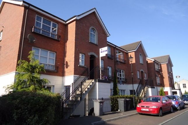 Thumbnail 2 bedroom flat to rent in Langtry Court, Belfast