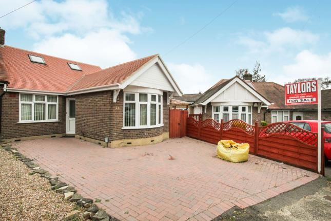 Thumbnail Semi-detached house for sale in Humberstone Close, Luton, Bedfordshire, England