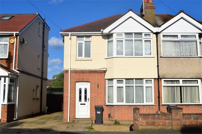 Thumbnail Semi-detached house to rent in Gladstone Avenue, Feltham, Middlesex