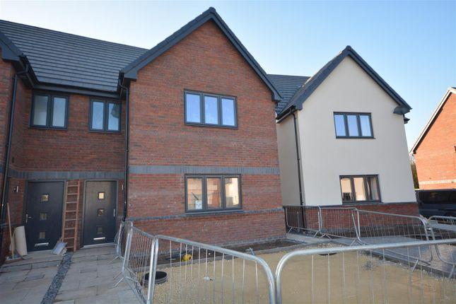 Thumbnail Semi-detached house for sale in Lace Gardens, Ruddington, Nottingham
