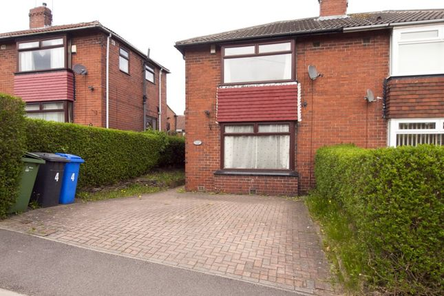 Thumbnail Semi-detached house to rent in Newlands Avenue, Intake