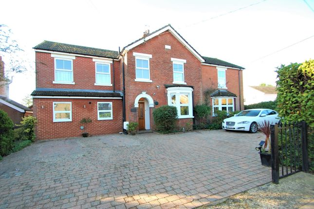 Thumbnail Detached house for sale in Cherry Chase, Tiptree, Colchester