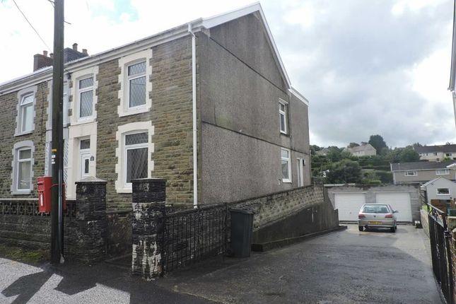 Thumbnail Semi-detached house for sale in Glyn Road, Lower Brynamman, Ammanford