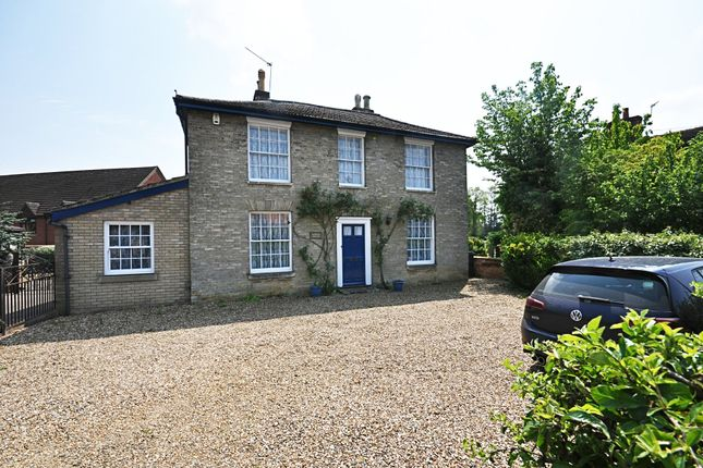 Thumbnail Detached house for sale in Denmark Street, Diss