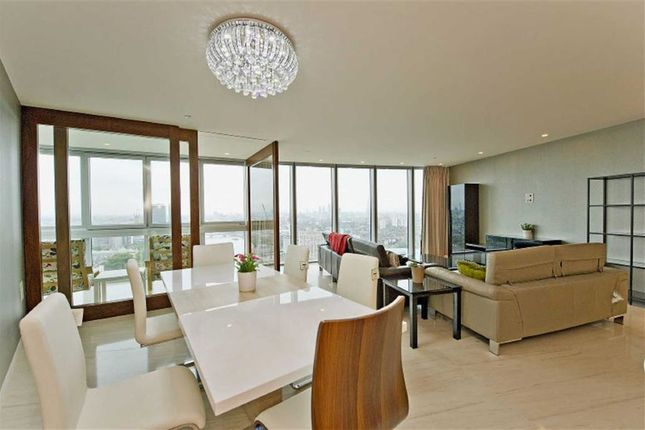 Thumbnail Flat for sale in The Tower, Vauxhall, London