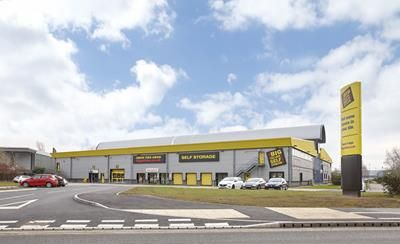 Thumbnail Warehouse to let in Big Yellow Self Storage Chester, The Printworks, Sealand Road, Chester, Cheshire