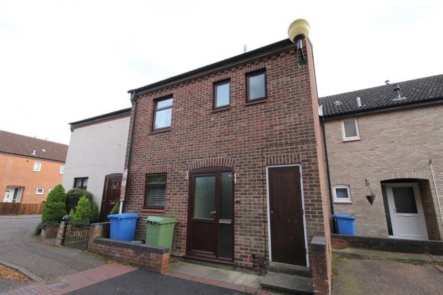 Thumbnail Property to rent in Harry Barber Close, Norwich