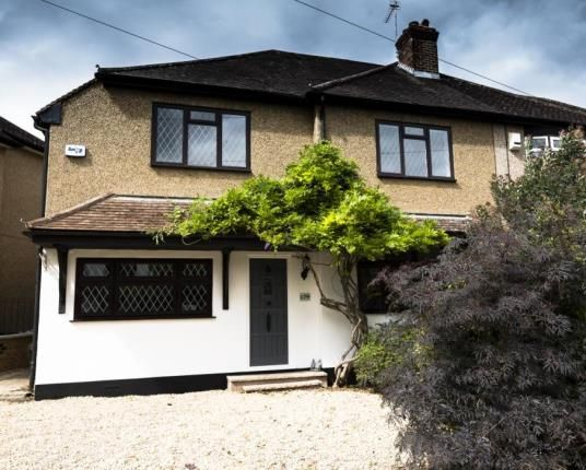 Thumbnail Semi-detached house for sale in Bourne Vale, Hayes
