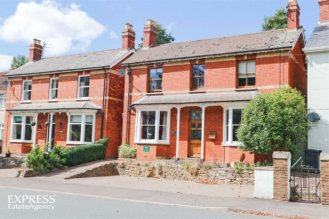Thumbnail Detached house for sale in Hamilton Road, Taunton, Somerset