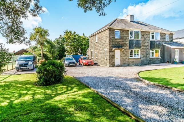 Thumbnail Semi-detached house for sale in Kingsbridge, Devon, England