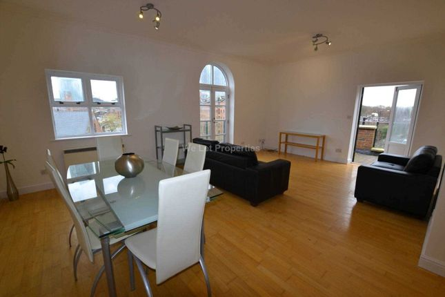 Thumbnail Flat to rent in Slate Wharf, Manchester
