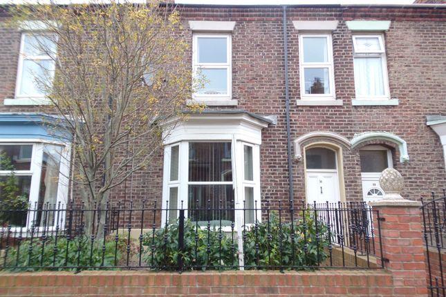 Thumbnail Terraced house for sale in Rosslyn Terrace, Sunderland