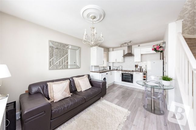 Thumbnail End terrace house for sale in Crawford Compton Close, Hornchurch