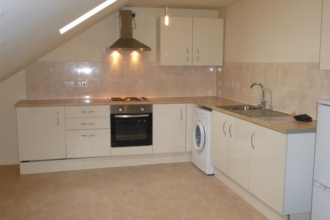 Thumbnail Flat to rent in Mansfield Road, Sutton-In-Ashfield