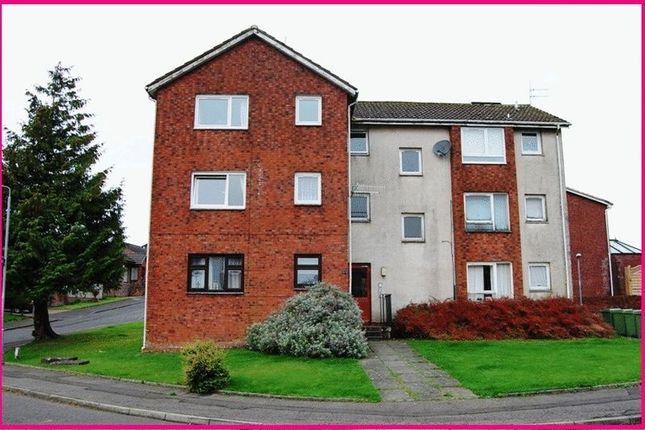 Thumbnail Flat to rent in Hazel Avenue, Dumbarton
