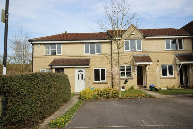 Thumbnail Terraced house to rent in Holly Drive, Odd Down, Bath
