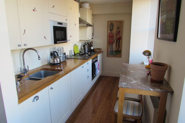 Kitchen of Dartmouth House, Catherine Grove, London SE10