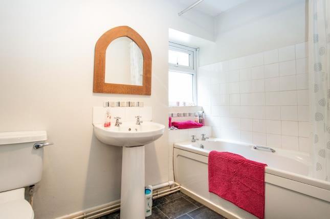Bathroom of Church Street, Blaenau Ffestiniog, Gwynedd LL41