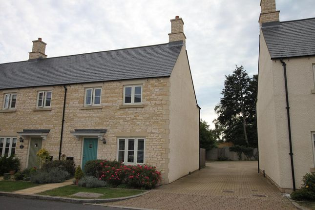 Thumbnail Semi-detached house to rent in Tetbury, Gloucestershire