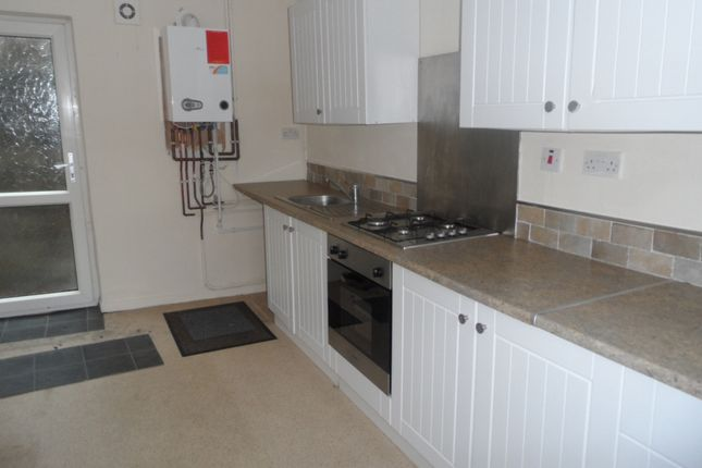 Thumbnail Terraced house to rent in Cardiff Street, Rct