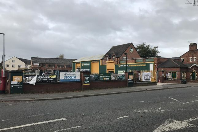 Thumbnail Industrial to let in Former Travis Perkins, Barony Road, Nantwich