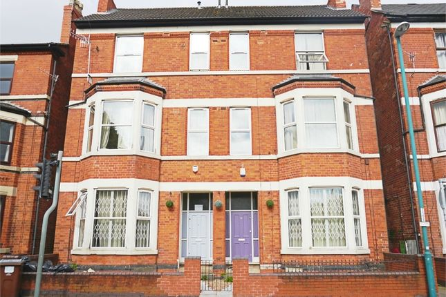 Thumbnail End terrace house to rent in Noel Street, Nottingham