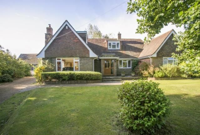 Thumbnail Detached house for sale in Stunts Green, Herstmonceux, Hailsham, East Sussex