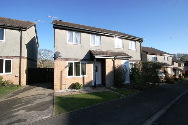 Thumbnail Semi-detached house for sale in Primrose Close, Torpoint