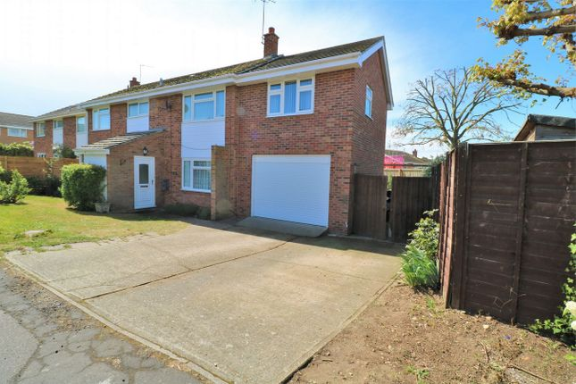 Thumbnail Detached house for sale in Friars Close, Wivenhoe, Essex
