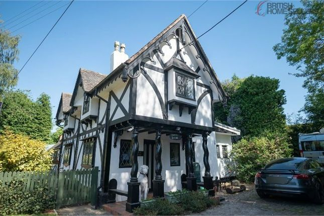 Thumbnail Cottage for sale in Stapleton Lane, Kirkby Mallory, Leicester