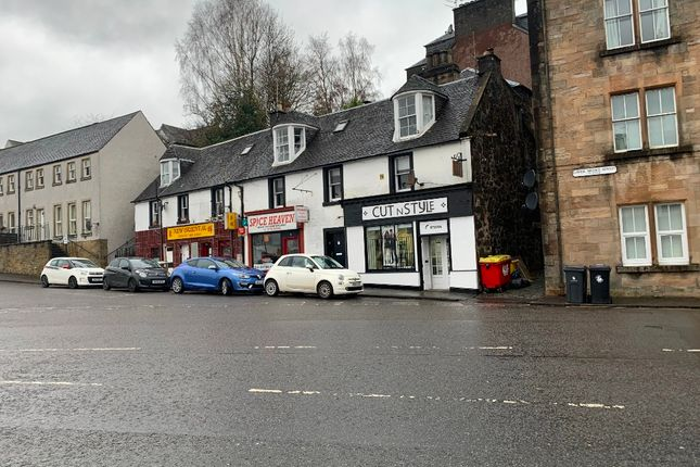 Thumbnail 2 bed flat to rent in Glencoe Road, Stirling Town, Stirling