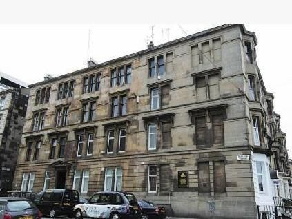 Thumbnail Flat to rent in Holland Street, Glasgow, 4Ng