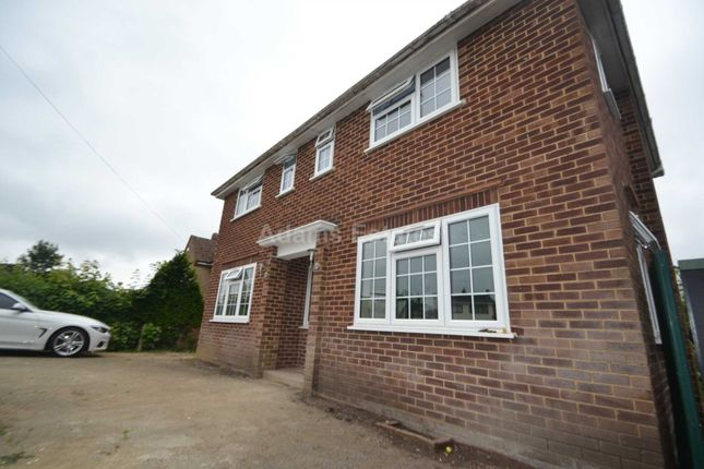 Thumbnail Detached house to rent in Elm Road, Earley, Reading