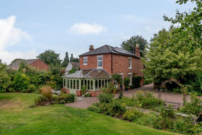 Detached house for sale in The Village, Hartlebury, Worcestershire