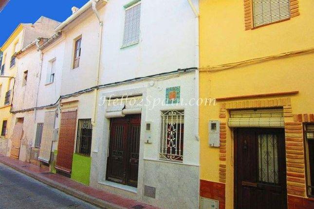 Piles, Alicante, Spain