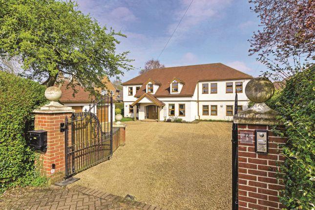 Thumbnail Detached house for sale in Common Lane, Hemingford Abbots, Cambridgeshire