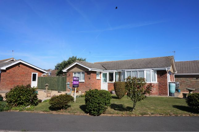 Thumbnail Detached bungalow for sale in Lincoln Way, Bembridge