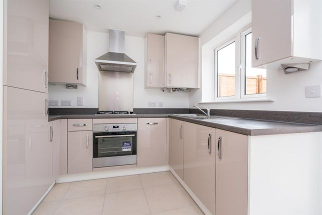 Thumbnail Flat for sale in Guardian Way, Luton