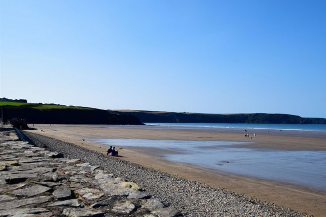 Thumbnail Flat for sale in Enfield Road, Broad Haven, Haverfordwest